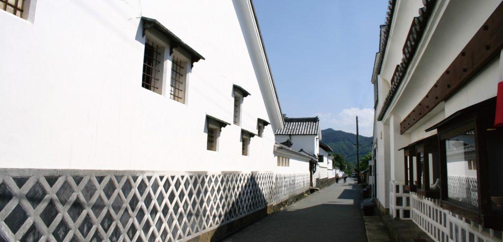 萩市の世界遺産・城下町